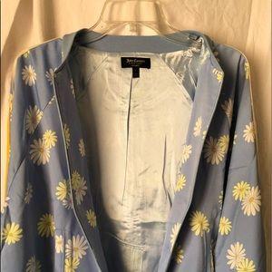 Juicy couture bomber statin jacket